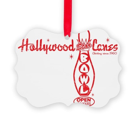 HollywoodStarLanes Picture Ornament