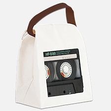 Cassette wallet Canvas Lunch Bag