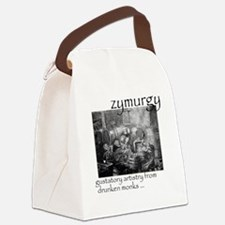 Zymurgy_1 Canvas Lunch Bag