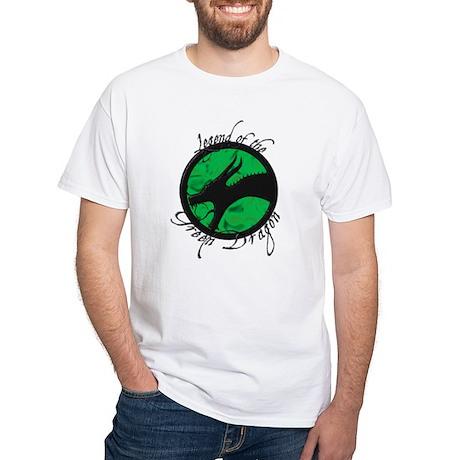 LoGD Medallion White T-Shirt