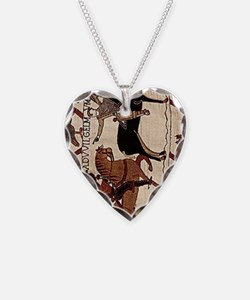 ipad2cover2_bayeux Necklace Heart Charm