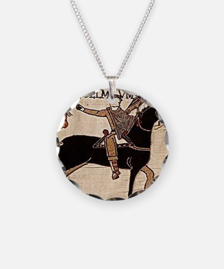 ipad2case1_bayeux Necklace Circle Charm