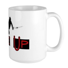Wake Up1 for White Mug
