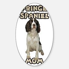 Springer Spaniel Mom Decal