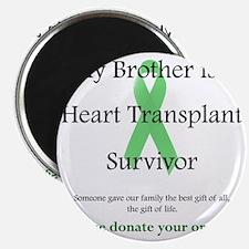 BrotherHeartTransplant Magnet