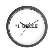 #1 Uncle Wall Clock