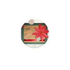 Tis the Season Mini Button (10 pack)