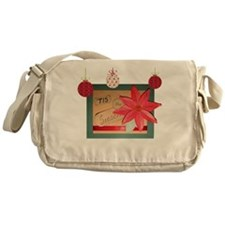 Tis the Season Messenger Bag