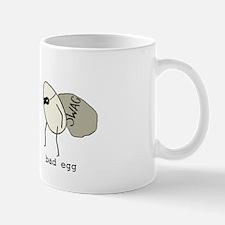 Good Egg Bad Egg Mug