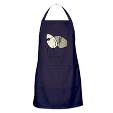 Bad Egg Apron (dark)