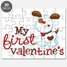 1stValentinesPuppy Puzzle
