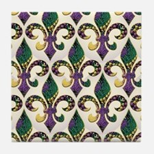 FleurMGbeadsJPFlipf Tile Coaster
