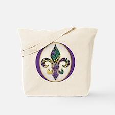 FleurMGbeads2JTr Tote Bag