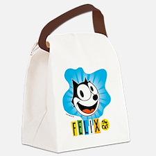 spotblue Canvas Lunch Bag