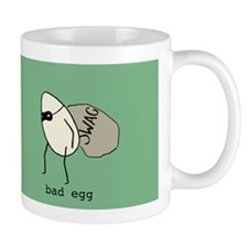 Good Egg Bad Egg Mug