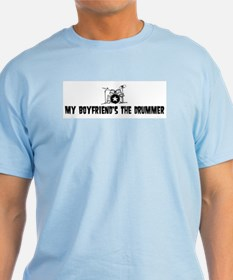 My Boyfriend's the Drummer T-Shirt