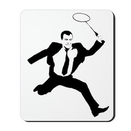 Russian President Medvedev Mousepad