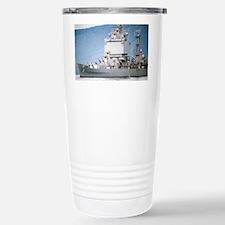 lbeach framed panel print Travel Mug