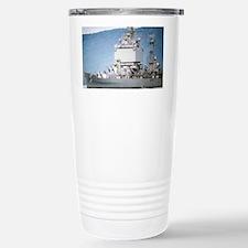 lbeach large framed print Travel Mug