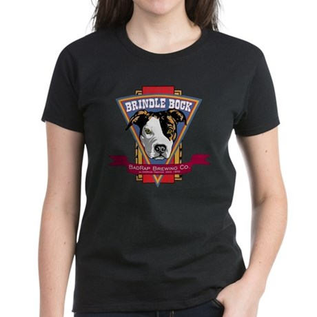 Brindle Bock Women's Dark T-Shirt