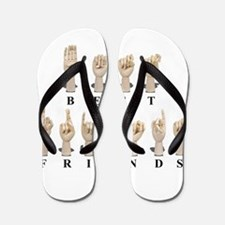 BestFriendsAmeslan062511.png Flip Flops