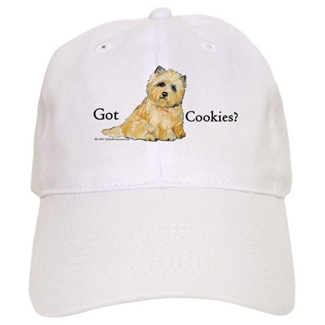 Cairn Terrier - Got Cookies? Cap