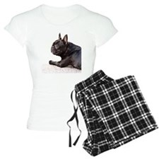 french bulldog a Pajamas