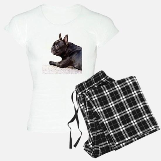 french bulldog a Pajamas