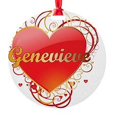 Genevieve-Valentines Ornament