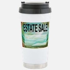 estatesalesign Travel Mug
