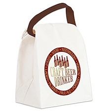 craftbrew1 Canvas Lunch Bag