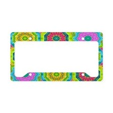 lacyquiltbag License Plate Holder