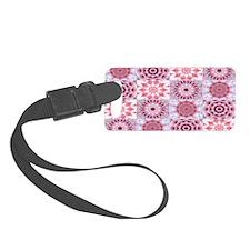 petalsquiltbag Luggage Tag