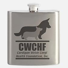 CWCHFshirtlogo Flask