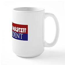 Neapolitan Mastiff_ELECTION STICKER Mug
