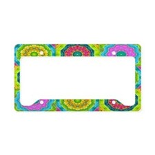 lacyquiltclutchbag License Plate Holder