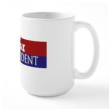 Corgi_ELECTION STICKER Mug
