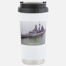 lrock large framed print Travel Mug