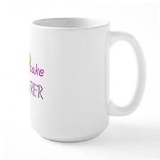 The cupcake whisperer PINK ORANGE Mug