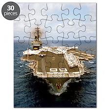 america cv framed panel print Puzzle