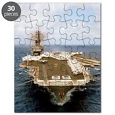 america cv large framed print Puzzle