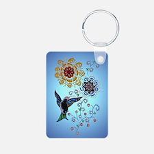 hummingbirdcard Keychains