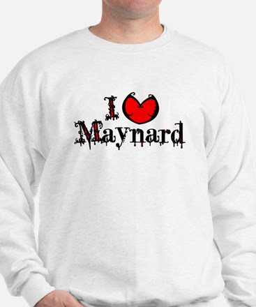 I Heart Maynard Jumper