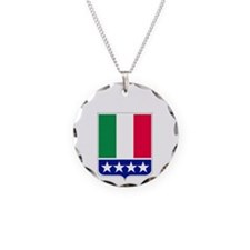 Italian Pride Necklace