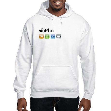 iPho Hooded Sweatshirt