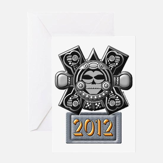 mayannew2012png Greeting Card