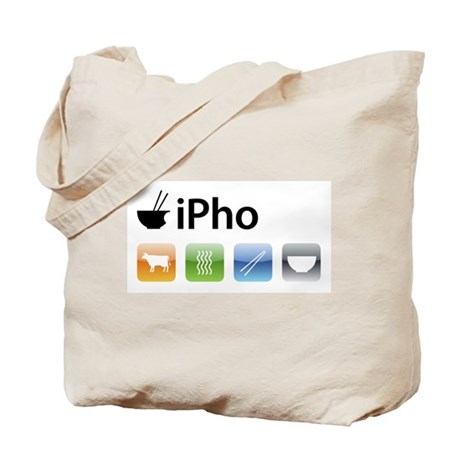iPho Tote Bag