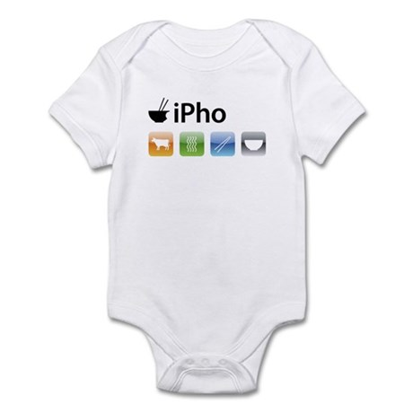iPho Infant Bodysuit