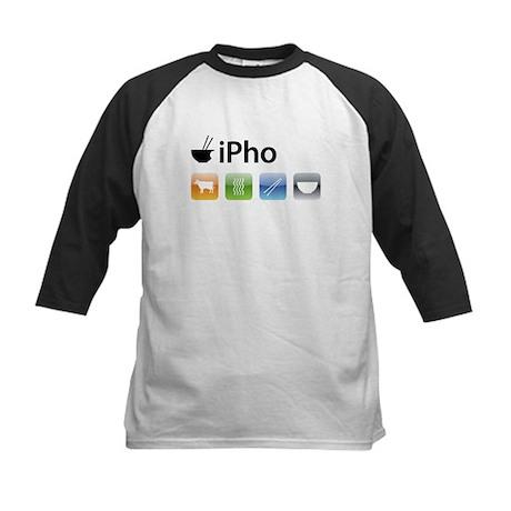 iPho Kids Baseball Jersey