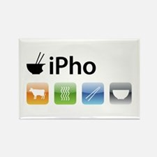 iPho Rectangle Magnet